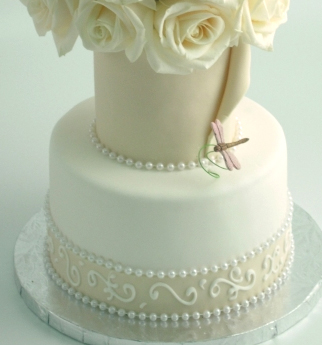 Small Wedding Cakes - Creative Cakes by Donna